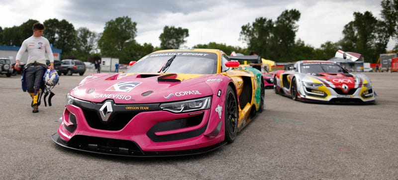 Photo Credit: Renault Sport
