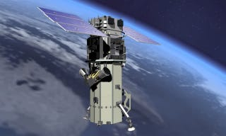 Illustration for article titled The Super-Imaging Satellite That Will Double Google Maps Resolution