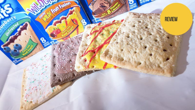 Illustration for article titled Pop-Tarts: The Snacktaku Review