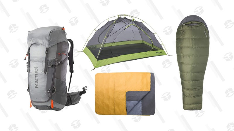 Save up to 25% off Select Marmot Hiking & Backpacking Equipment | Amazon