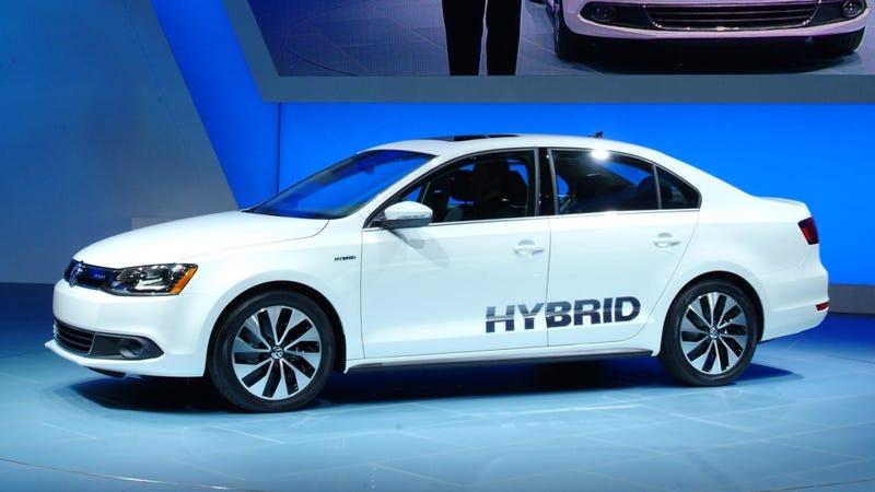 Illustration for article titled Volkswagen Jetta Hybrid Gallery