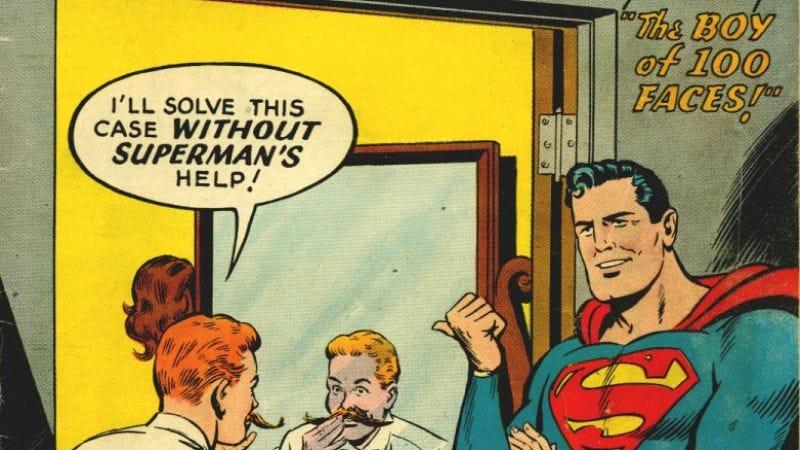 Superman's Pal, Jimmy Olsen