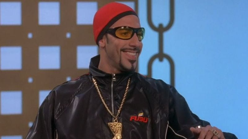 Illustration for article titled Keeping It Faux-Real Case File #195: Ali G Indahouse