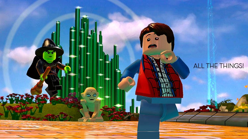 Illustration for article titled A LEGO Dimensions Buyer's Guide For The Discerning Player
