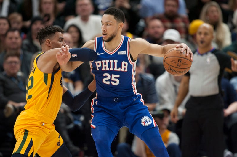 Illustration for article titled Ben Simmons Keeps Dunking On Jazz Fans Over His Rookie Of The Year Win