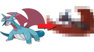 Illustration for article titled This Mega-Evolved Pokémon Looks Like a Tadpole, Apparently