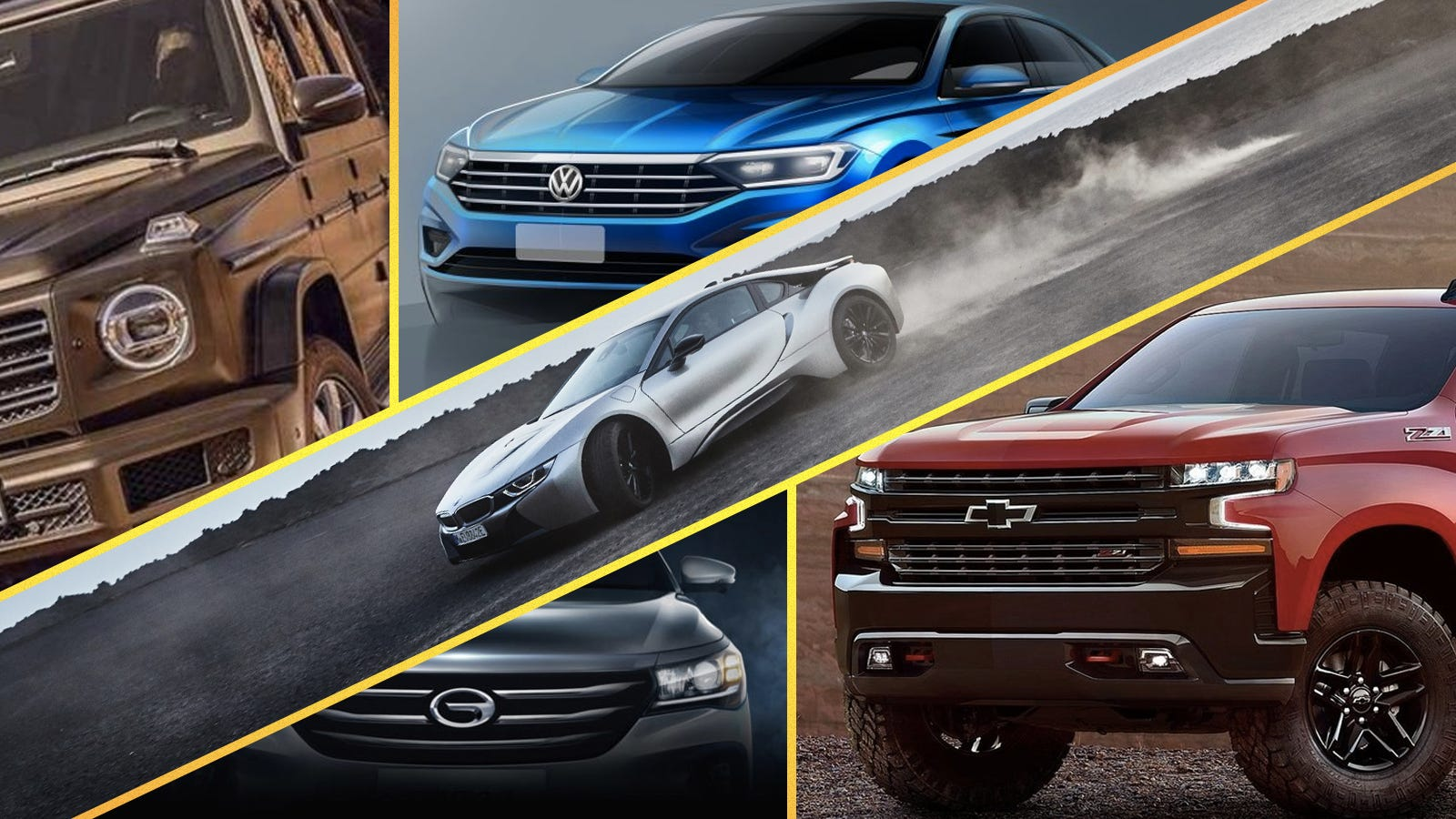 Every New Car Were Excited About At The 2018 Detroit Auto Show Pole Barn Build Page 7 Ford Bronco Forum Updated