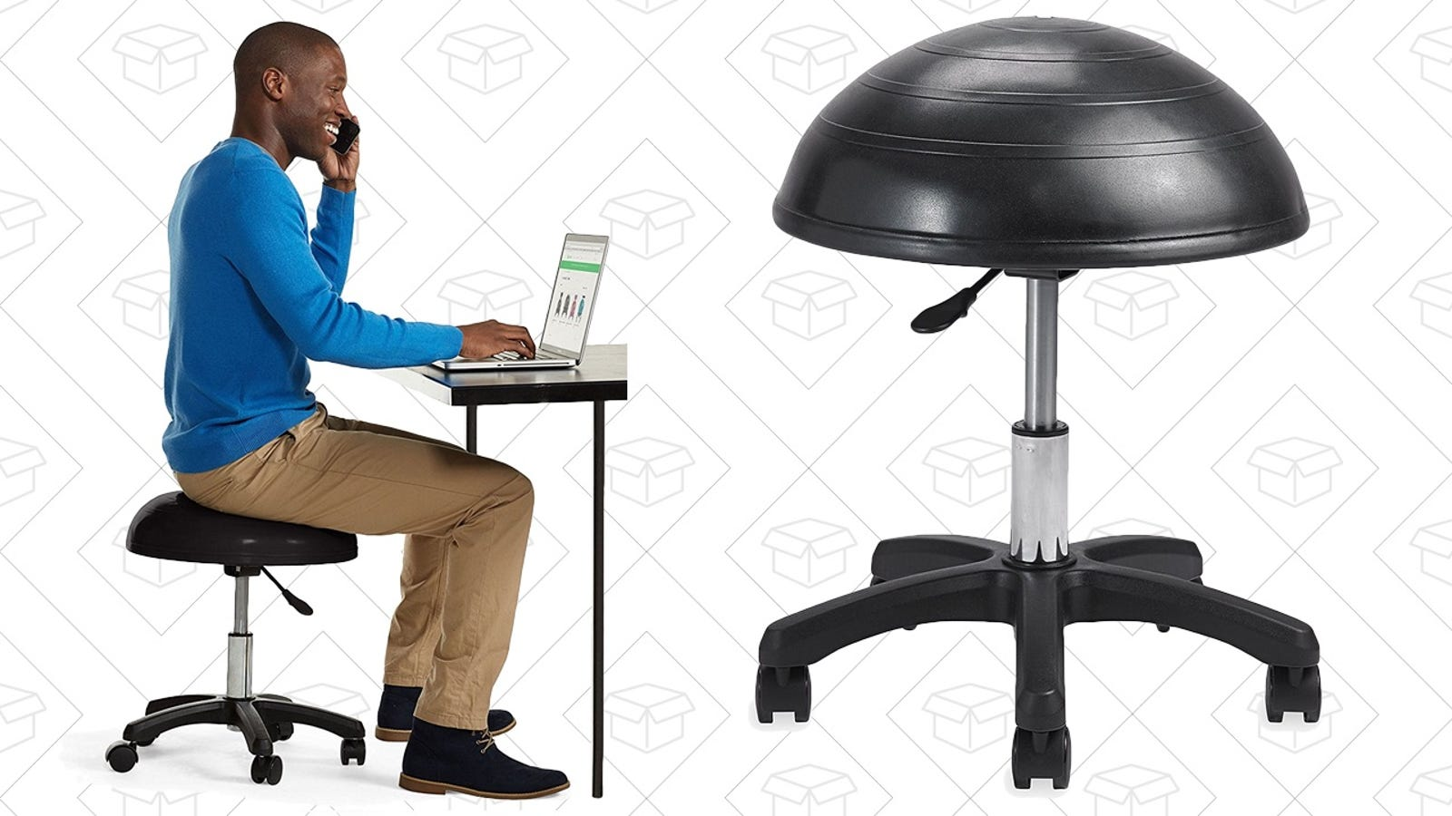 Your Posture Could Use Some Work So Save On Gaiam S