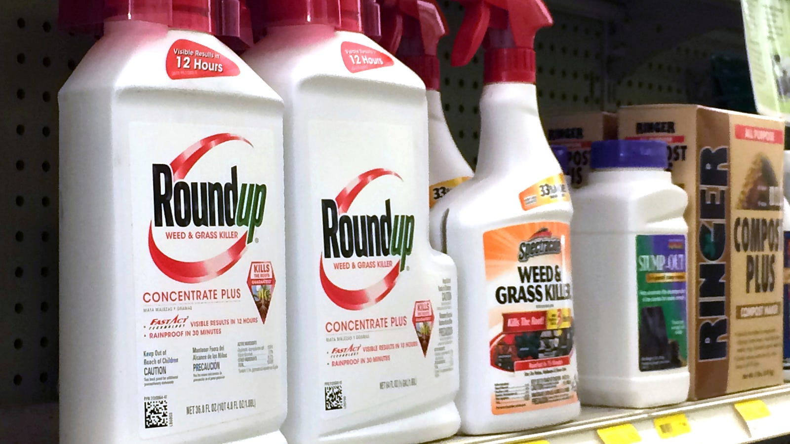Report Monsanto Edited Independent Roundup Herbicide