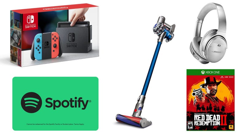 Illustration for article titled Save 20% On Rakuten's Site-Wide Black Friday Sale: Gift Cards, Dyson, Nintendo Switch & More