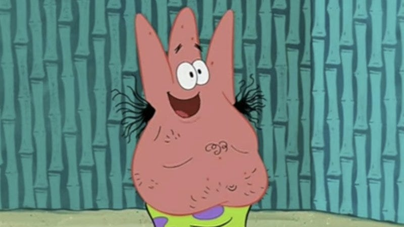 Screenshot: SpongeBob SquarePants