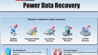 Illustration for article titled MiniTool Power Data Recovery Finds Your Lost and Deleted Files