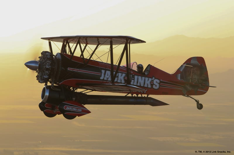 Flying A Stunt Plane Will Destroy Everything You Know About 'Fast'
