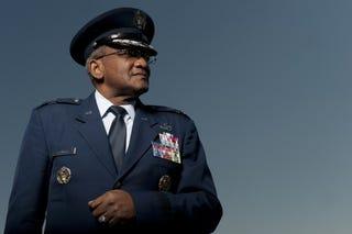 Maj. Gen. Al Flowers retires after 46 years of service. (Washington Post)