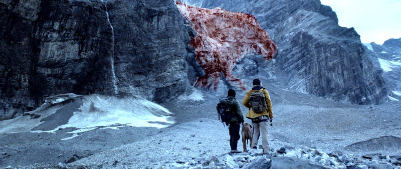 Illustration for article titled Blood Glacier Is A Movie About A Glacier Made Of BLOOD