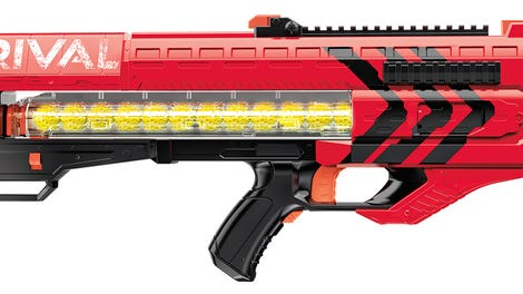 Nerf's New Blasters Can Fire Foam Balls At Up To 70 MPH