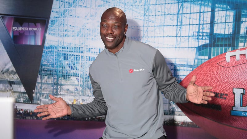 Illustration for article titled Terrell Owens Says He'll Skip Hall Of Fame Enshrinement And Have His Own Ceremony Later