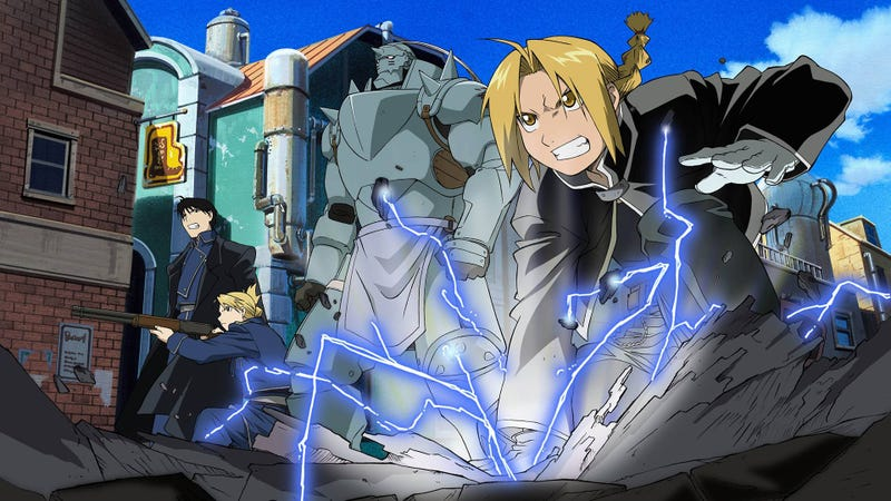 Illustration for article titled Japan's Making a Live-Action Fullmetal Alchemist Movie All of a Sudden