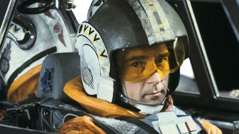 Illustration for article titled The Curious Case of Wedge Antilles In Rogue One