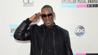 R. Kelly attends the 2013 American Music Awards at Nokia Theatre L.A. Live on Nov. 24, 2013, in Los Angeles.Jason Merritt/Getty Images