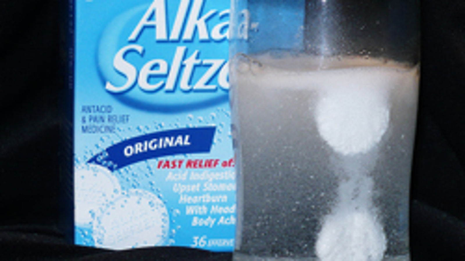 De-Clog Your Drain and Other Uses for Alka-Seltzer