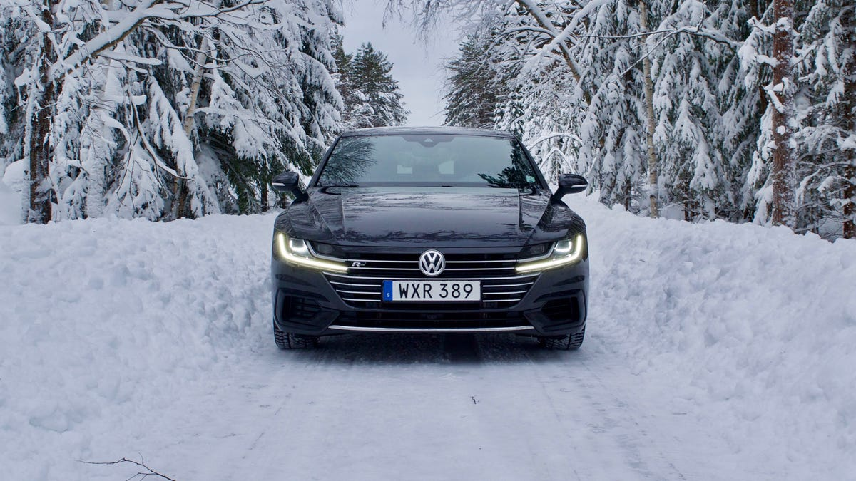 The 2018 Volkswagen Arteon Is A Gorgeous Grand Tourer But I
