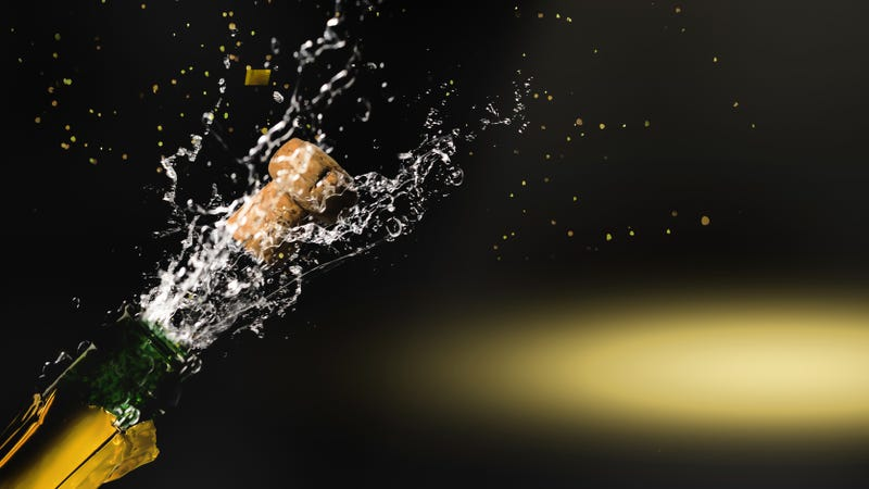 Illustration for article titled Mesmerizing video captures 8,000 gallons of prosecco exploding from a winery