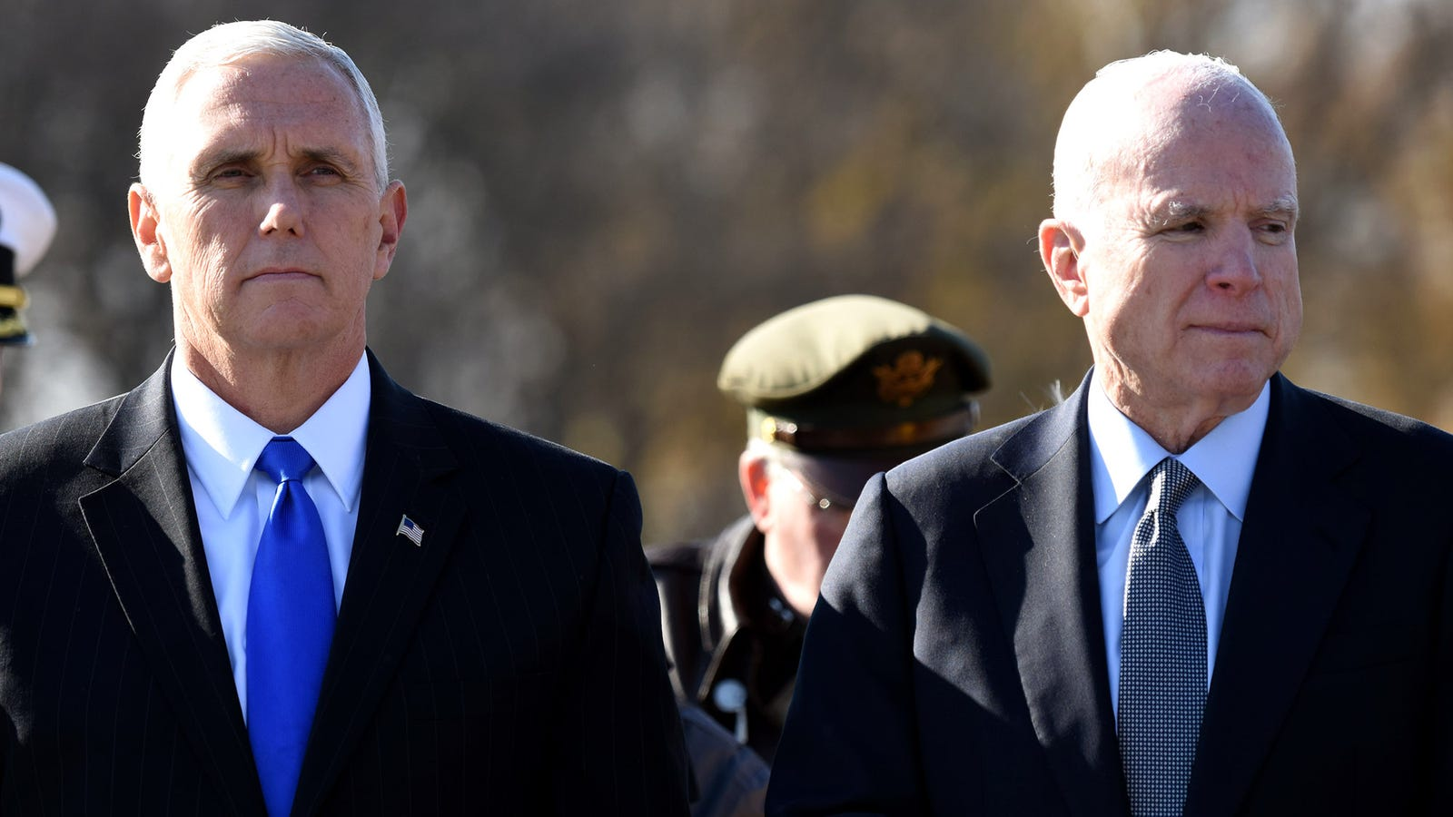 Oh God, What Happened Last Night? Says Groggy Mike Pence