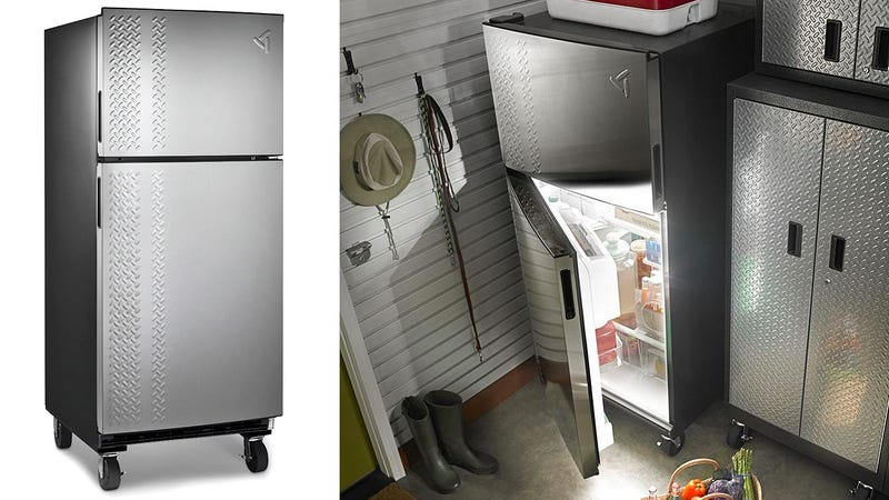 The Gladiator Chillerator A Fridge Specifically Designed