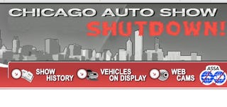 Illustration for article titled Chicago Auto Show: Hippie Bikers Plan Another Chicago Auto Show Shutdown