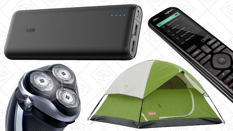 Illustration for article titled Today's Best Deals: Coleman Camping Sale, Logitech Harmony, SONOS, and More