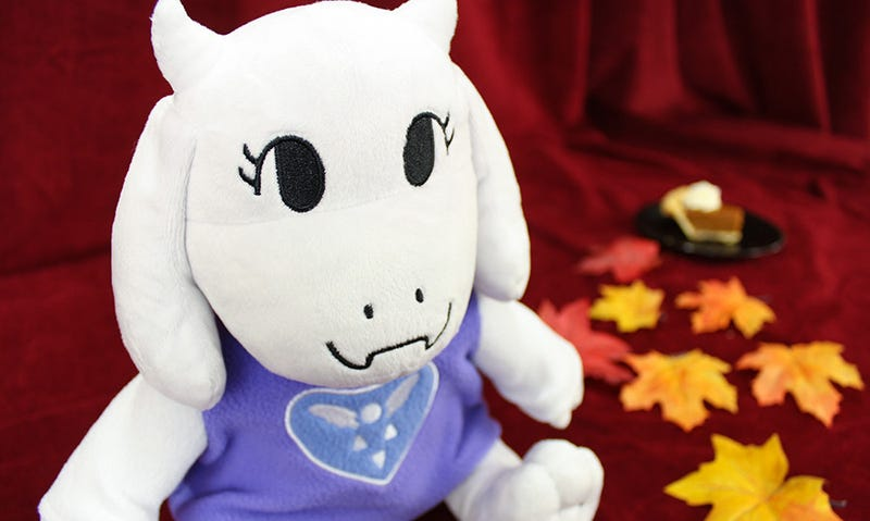 Illustration for article titled Even Undertale's Official Merchandise Has Secrets