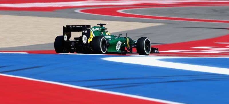 Illustration for article titled Administrator Over Caterham F1 Team Wants The Team To Keep Racing