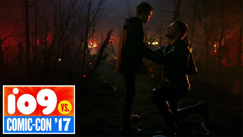 SDCC: Deathstroke Will Have A Bigger Role In Arrow Season 6