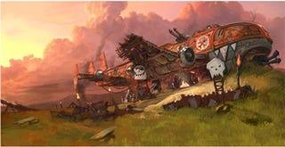 Illustration for article titled First Proper Details On Warhammer 40K MMO