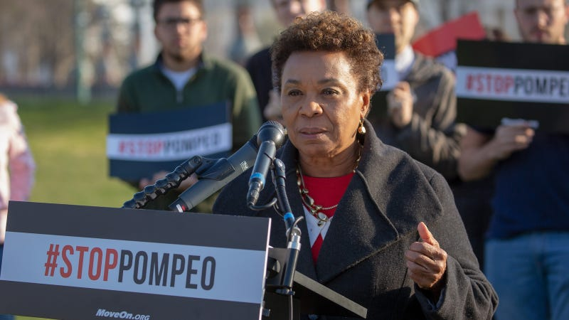 Illustration for article titled Barbara Lee Launches Bid to Unfuck the Democratic Party