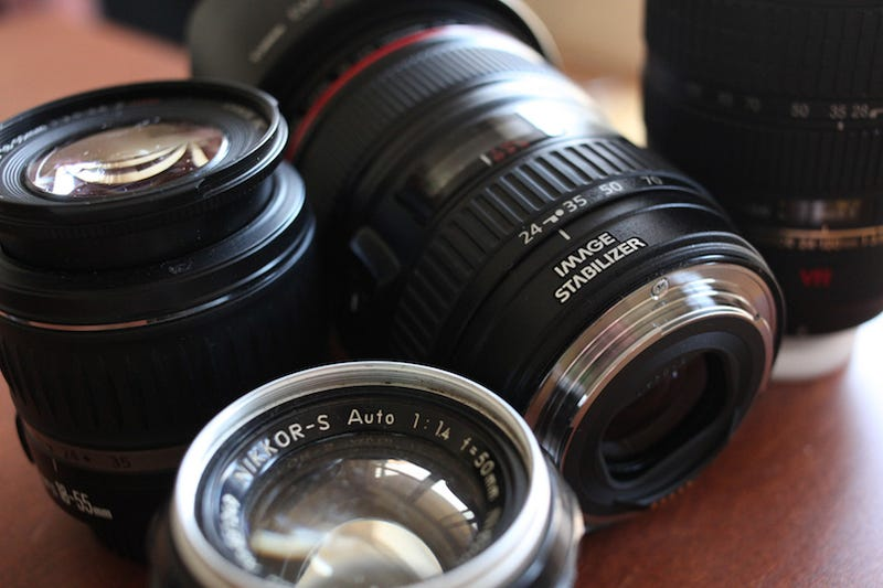 Giz Explains: Why Lenses Are the Real Key to Stunning Photos