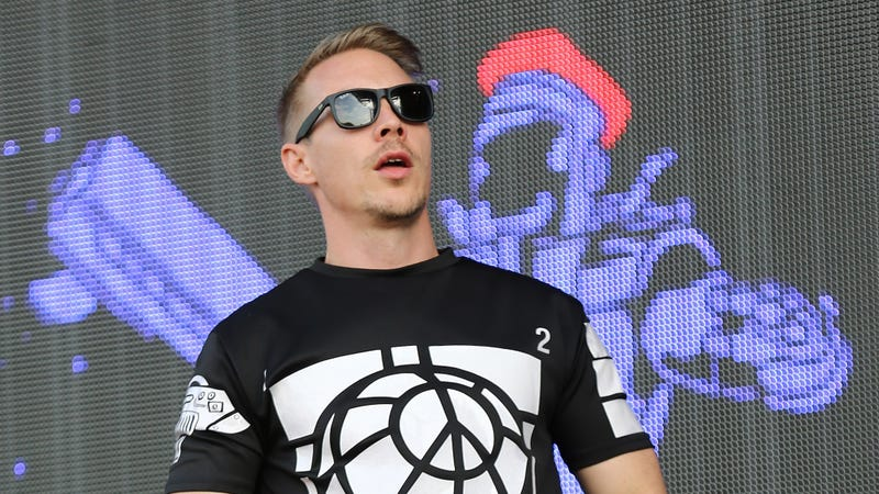 Illustration for article titled Diplo Scolds the 'Balding Music Critics' at Pitchfork Over Reporting Error