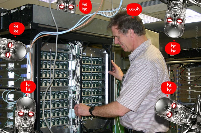 Illustration for article titled IBM Sequoia: Faster Than the Fastest 500 Supercomputers, Combined