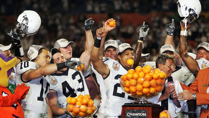 Illustration for article titled Penn State Has To Return The Bowl Trophies We All Know It Won Between 1998 And 2011