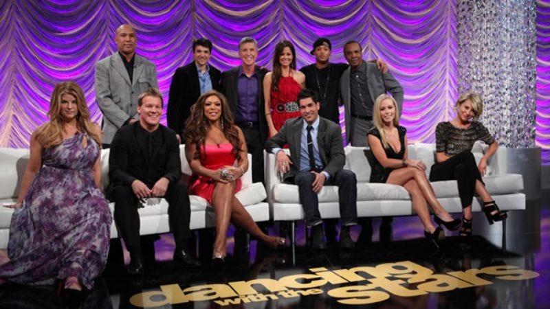 Illustration for article titled Dancing With The Stars announces newest partners in its desperate do-si-do