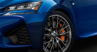 Illustration for article titled This Is The Upcoming Lexus GS-F, Not That Lexus Will Tell You That