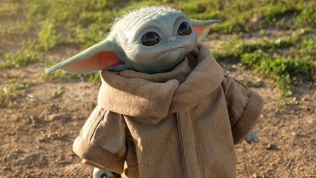 This Is the Most Accurate Baby Yoda Replica You Can Buy
