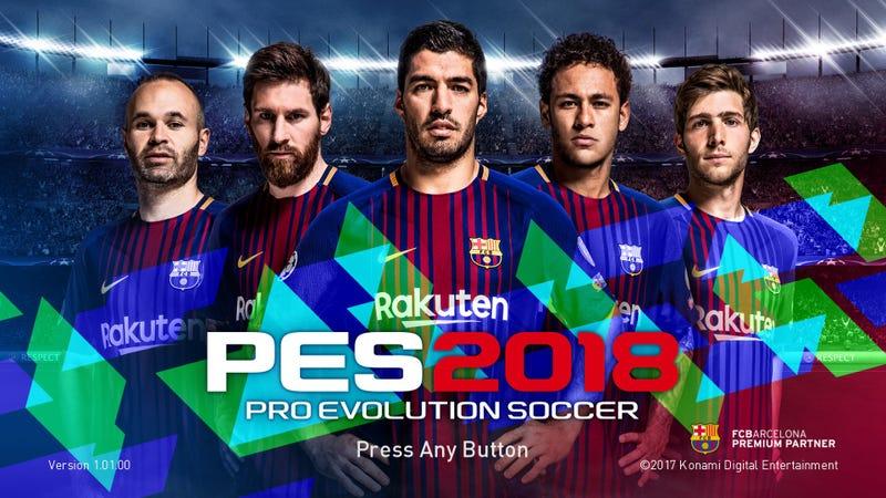 Google News - Pro Evolution Soccer 2017 - Latest bff6d8776b4f7