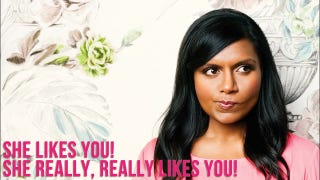Illustration for article titled Mindy Kaling Is Coming To Jezebel, And She's Taking Your Questions