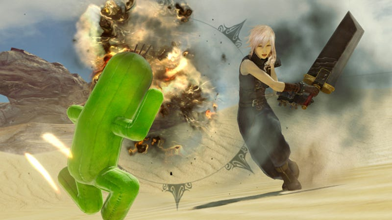 Illustration for article titled Five Things I Liked About Lightning Returns: Final Fantasy XIII