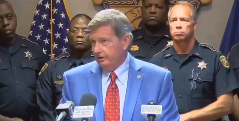 Racist Louisiana sheriff wants 'good prisoners' to be his slaves