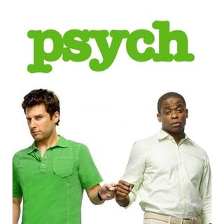 Illustration for article titled That was an unexpected episode of Psych