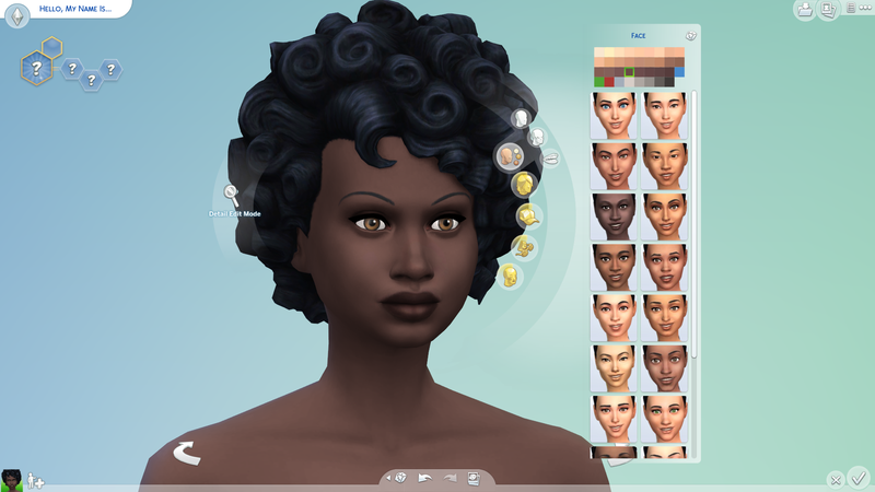 Illustration for article titled Sims 4 Update Makes It Easier To Have Black Sims, But There's A Catch