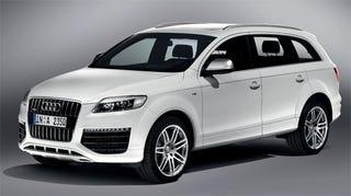 Audi Q V TDI Revealed With Unbelievably Powerful Diesel Engine - Audi q7 v12